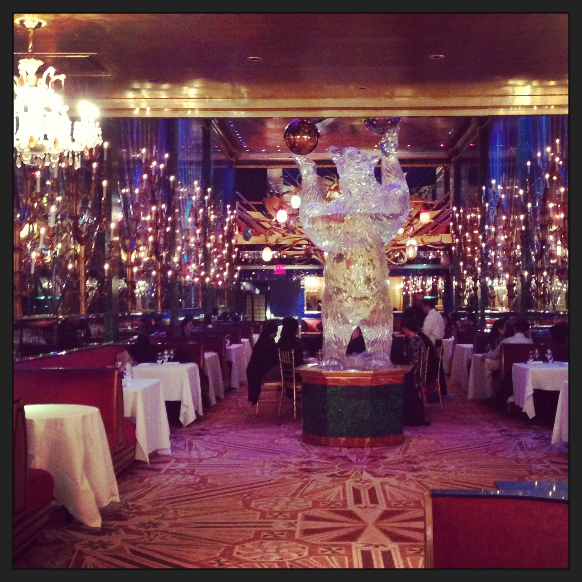 All the Right Types of Gaudy Russian Tea Room NYC Food Nerds